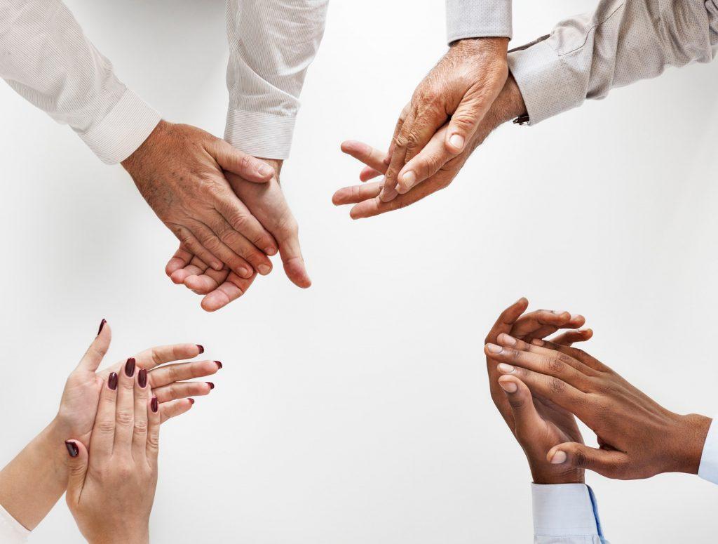 Tres formas de dar reconocimiento